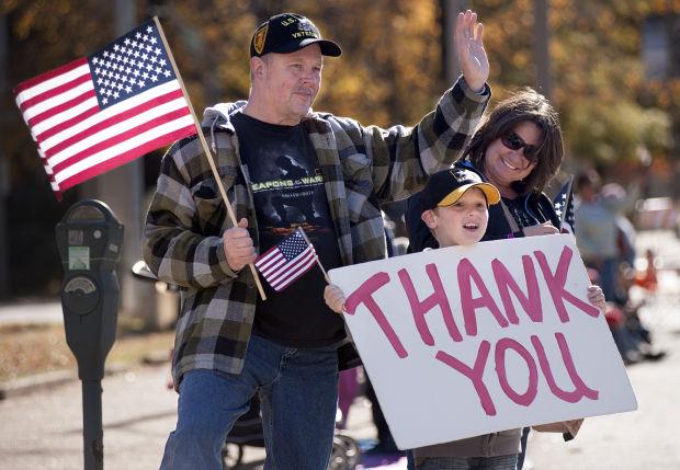 Essays about veterans