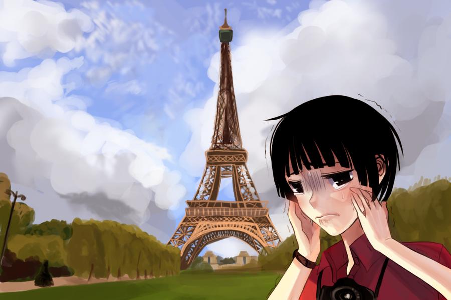 essay about paris