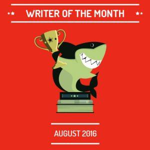 EssayShark Best Writers of August