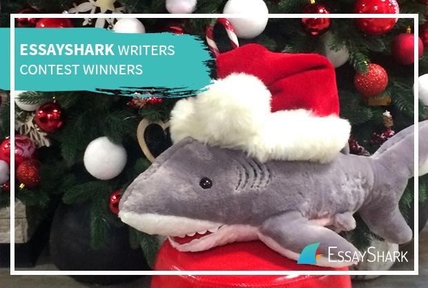 EssayShark Writers Christmas Contest Winners