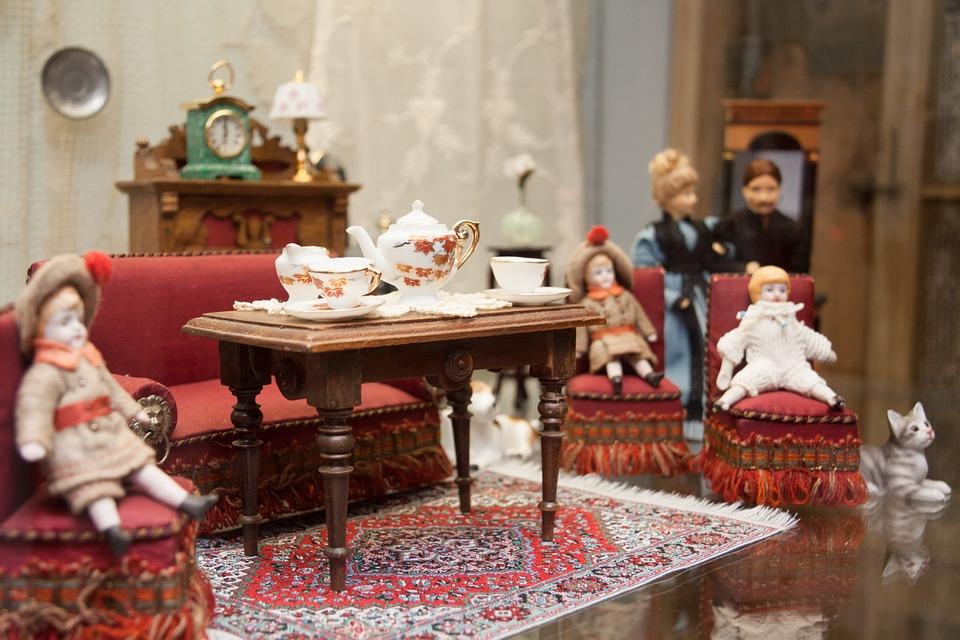 Essay on my doll house