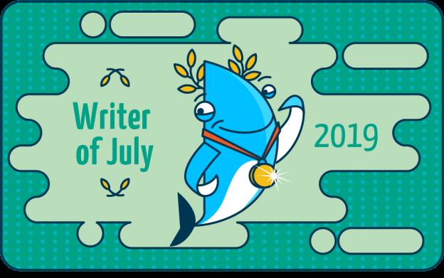 EssayShark Best Writers of July 2019
