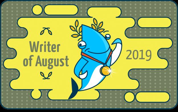 EssayShark Best Writers of August 2019
